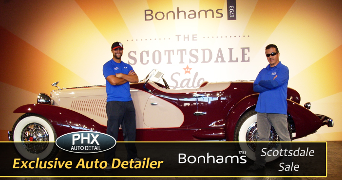 Bonhams Auto Auction